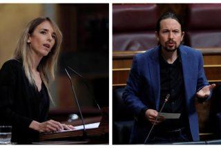 Álvarez de Toledo (PP) finiquita el ridículo reto que le planteó 'Moñetes' Iglesias sin necesidad de una sola palabra
