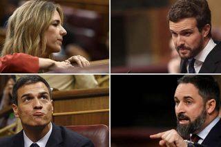 """Miquel Giménez: """"Si Cayetana mandase, Sánchez lo tendría mucho peor e Iglesias se subiría por las paredes"""""""