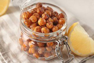 Chips de garbanzos: ¡Receta crujiente y con hierbas aromáticas!