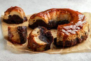 Chocoflan o tarta imposible