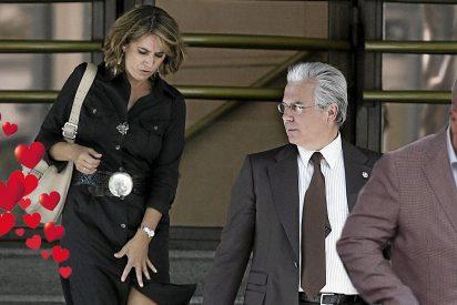 El 'noviazgo' del exjuez Garzón y la fiscal Dolores: unidos Villarejo y cerca de romper por culpa de Sánchez