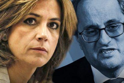 La 'vidorra' del inhabilitado Torra: la Fiscalía autoriza que mantenga el sueldo y honores de expresidente