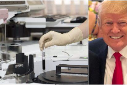 Así es Regeneron, la terapia que recibe Donald Trump contra el coronavirus