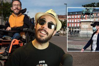 """La canción por el nuevo confinamiento en Madrid que arrasa: """"Movilidad reducida y por eso se han quejado... ¡todos menos Echenique que ya está acostumbrado!"""""""
