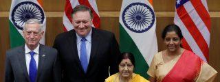 India y EEUU refuerzan su acuerdo militar para frenar a China