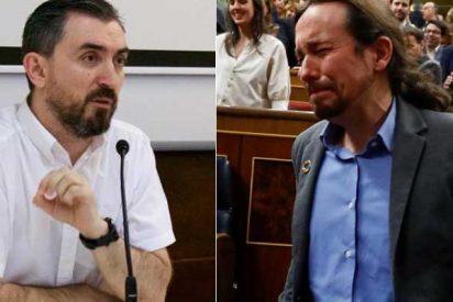 """Un airado Escolar asegura que """"no hay pruebas"""" contra Pablo Iglesias y carga duramente contra el juez García Castellón"""