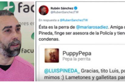 """Rubén Sánchez (FACUA) pagará 6.000 euros a una tuitera a la que llamó """"timadora y mascota"""""""