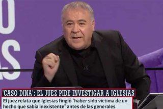"""Ferreras interrumpe su programa para contestar a las críticas a laSexta por el tratamiento del 'caso Dina': """"Nos da igual"""""""