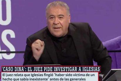 Ferreras interrumpe su programa para contestar a las críticas a laSexta por el tratamiento del 'caso Dina'