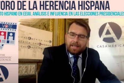 """""""Si los hispanos participan en las elecciones, llegarían a ser el grupo electoral más influyente en EE.UU."""""""