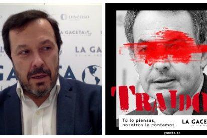 """José Antonio Fúster: """"Zapatero era un elemento clave del socialismo chavista y no lo quisimos ver"""""""