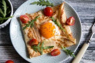 Galettes o crepes bretonnes receta tradicional