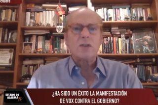 """El Minuto de Oro de Eduardo García Serrano: """"¿Ministros republicanos? ¡Qué carajo! ¡Esto es el Reino de España!"""""""