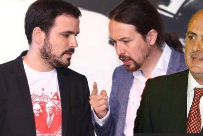 El juez del 'Caso Dina', amenazado por la «guerrilla» de Iglesias, acusa al Gobierno de buscar desprestigiarlo
