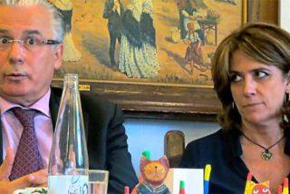 La fiscal general Dolores Delgado y el ex juez Garzón se saltan el confinamiento de Madrid y se van de 'viaje de novios' a Cáceres