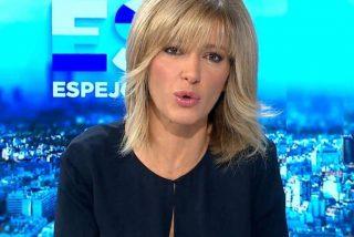 Susanna Griso se mete en un lío: se salta el guión y abre una guerra jamás vista con Mediaset