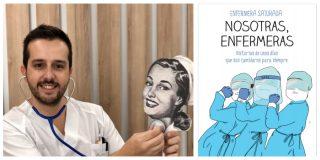 Héctor Castiñeira ('Enfermera Saturada'): «New York Times nos llamó 'kamikazes' por trabajar sin protección»