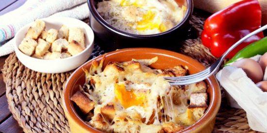Huevos Napoleón: receta fácil, rápida y deliciosa