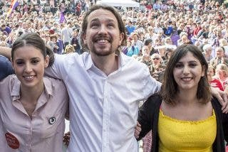 """""""No cuentes nada a la Policía"""": el mensaje de Pablo Iglesias en poder del juez que arruina su carrera"""