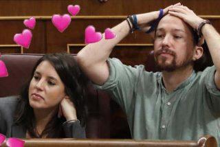 "Irene Montero, 'enamorada' del ""machismo"" de Iglesias: ""Yo me meto en la cama con quien me da la gana"""