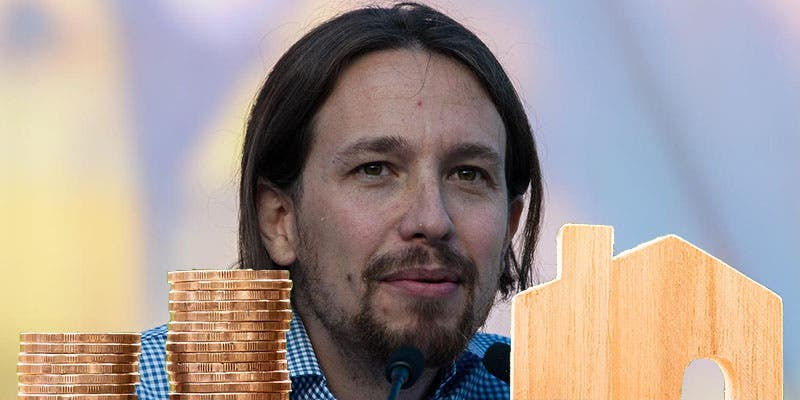 Más cloaca: el dinero de la caja B de Podemos tiene relación directa con la hipoteca del casoplón de Galapagar