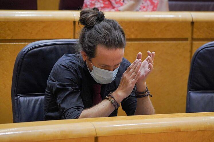 Iglesias está hasta el moño de sufrir revolcones judiciales y busca a la desesperada cerrar el 'caso Dina'