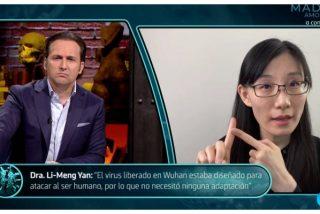 Iker Jiménez destapa toda la verdad: así ha hablado la viróloga china que confirma la conspiración del coronavirus