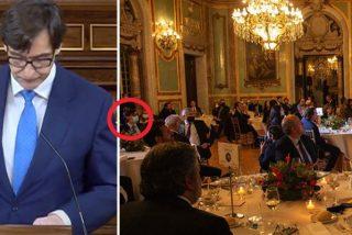 """Illa agacha la cabeza en el Congreso por la juerga de Pedrojota: """"Los ciudadanos tienen razón; la mejor distancia es no estar"""""""
