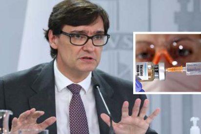 Oxford administra una dosis de realidad al 'bocachancla' ministro Illa: la vacuna no estará cuando él dijo