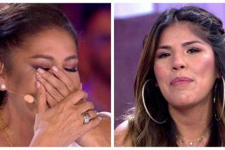 Isabel Pantoja, desatada contra su propia hija en 'El programa de Ana Rosa': el papel de madre coraje se acabó