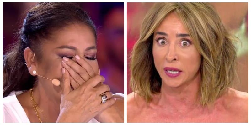 """El 'lapsus' de María Patiño mientras habla de Isabel Pantoja: """"Es una pu**"""""""
