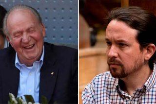 'Jaque' del Rey Emérito a Podemos: El TS archivará las denuncias y podrá volver a España