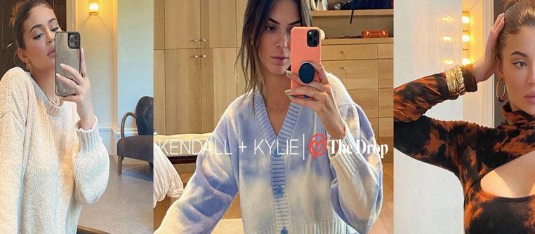 Kendall+Kylie Jenner presentan su moda 2020/2021 en Amazon