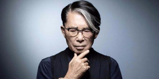 Muere por coronavirus el diseñador Kenzo Takada a los 81 años