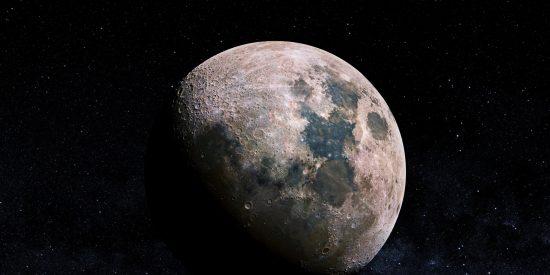 Cómo producir agua en la Luna con una simple reacción