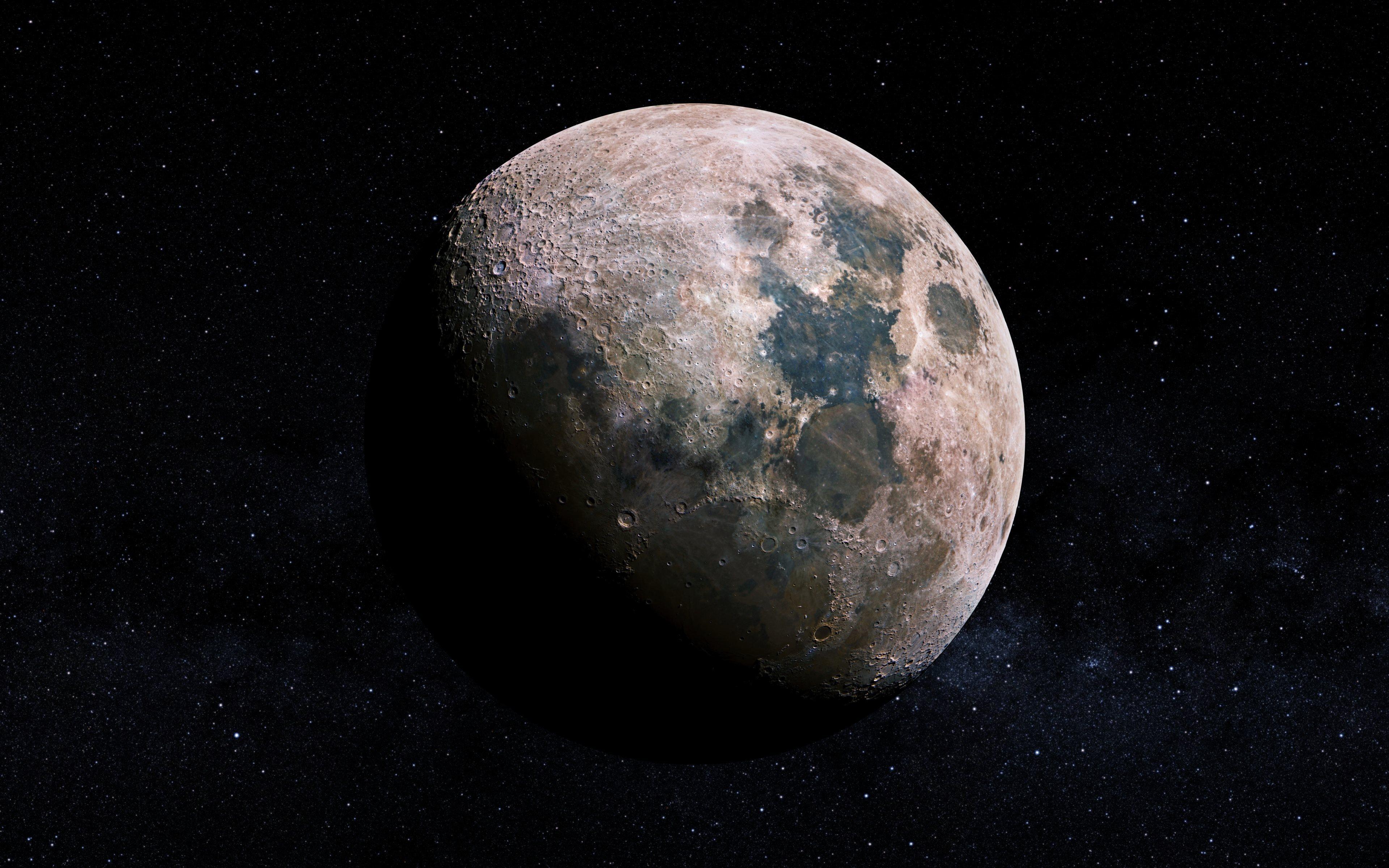 El secreto lunar escondido en las rocas recolectadas en las misiones Apolo