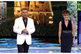 Los primeros y decepcionantes concursantes de 'La casa fuerte': ¿Por qué Telecinco hace programas tan cutres?