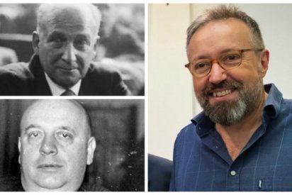 """Juan Carlos Girauta se chotea del zasca histórico al PSOE: """"¡Qué bofetón el del callejero madrileño!"""""""