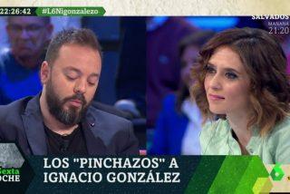 laSexta y Maestre traspasan la línea roja: difunden una supuesta enfermedad psiquiátrica de Díaz Ayuso