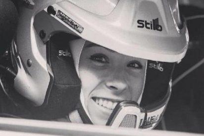Tragedia en un rally de Portugal: muere la joven copiloto española Laura Salvo
