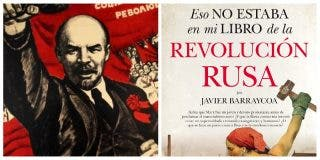 Javier Barraycoa: «Lenin era un 'jeta' que vivía de la pensión de su madre con criada y sin dar palo al agua»