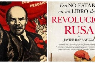 """Javier Barraycoa: """"Lenin era un 'jeta' que vivía de la pensión de su madre en Suiza con criada y sin dar palo al agua"""""""