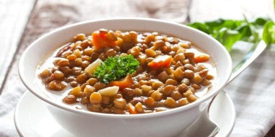 Lentejas con verduras: ¿Sabías que esta receta puede ayudarte a perder peso?