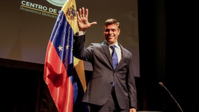 """Leopoldo López reta a Podemos por su apoyo a Maduro: """"Estamos dispuestos a enfrentarles"""""""