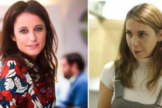 """Andrea Levy (PP) arrasa con la socialista Mar Espinar: """"Usted dijo que me ponía cariñosa en el despacho con un cantautor. Es una machista"""""""
