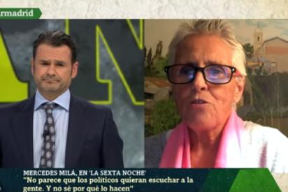 Mercedes Milá, 'nominada' para ser ministra de Sánchez: «¡Hemos tenido mucha suerte con él y sus ministros!»
