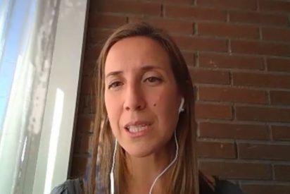 """Entrevista a la diputada Lorena Heras (PP): """"La ley Celaá busca que los alumnos pasen de curso sin esfuerzo, les da miedo que se frustren"""""""