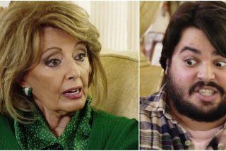 La inaudita confusión de María Teresa Campos con 'Paquita Salas' que le costó una regañina de Terelu