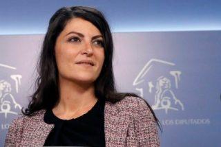 """Entrevista a la diputada Macarena Olona (VOX): """"Los españoles no aguantan más tener un Gobierno que odia a España"""""""
