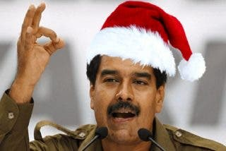La nueva payasada de Nicolás Maduro: ordena que la Navidad comience el 15 de octubre